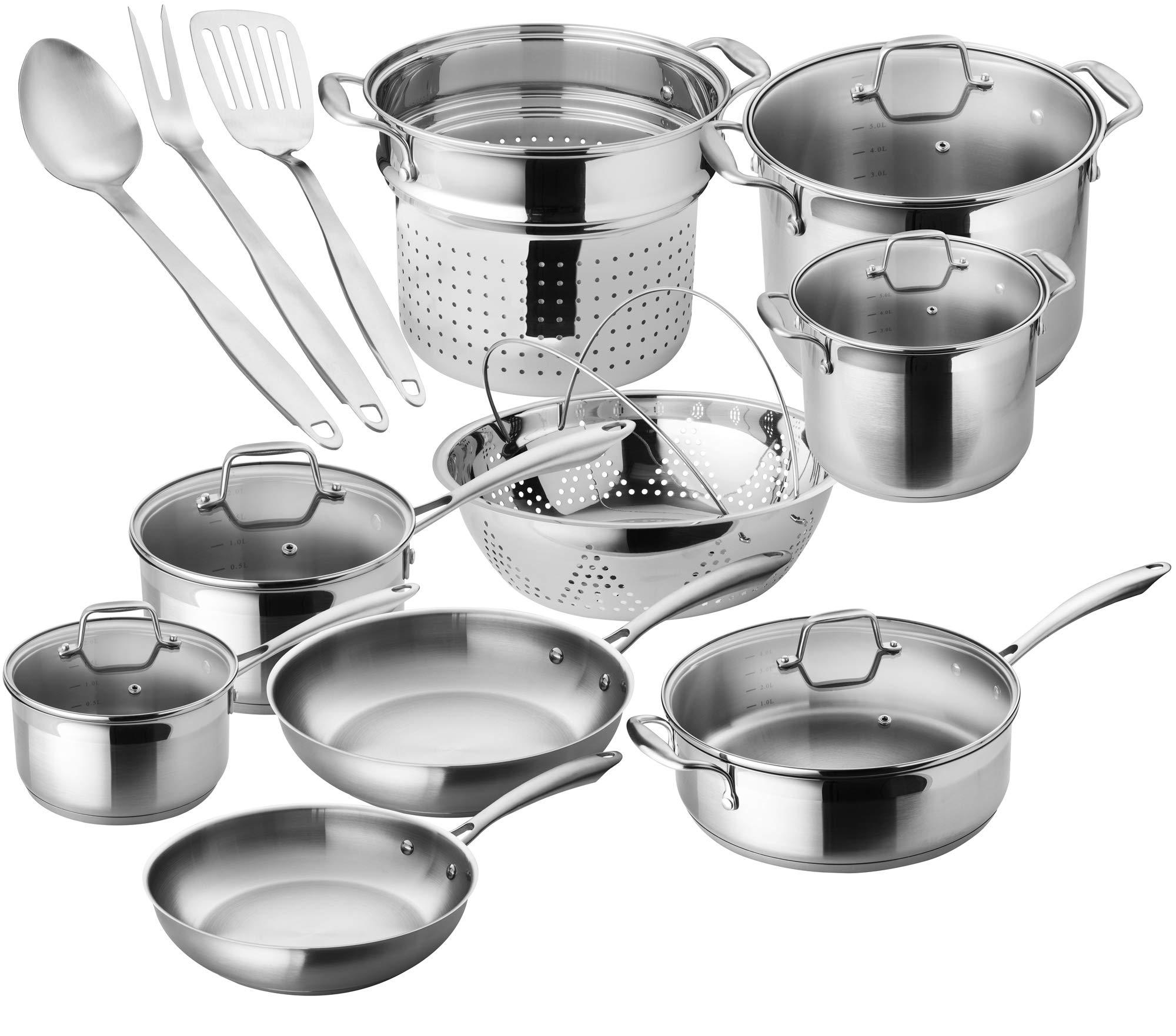 Chefs Star Premium Pots Pans