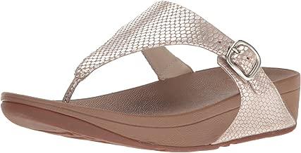 FITFLOP Women's Skinny Leather Flip-Flop Loafer