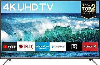 TCL 43EP640, Televisor 108 cm (43 pulgadas), Smart TV con Resolución 4K, HDR10, Micro Dimming Pro, Android TV, Alexa, Goog...