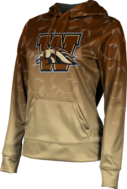 ProSphere Western Michigan University Girls' Pullover Hoodie, School Spirit Sweatshirt (Maya)
