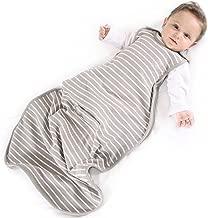 Woolino 4 Season Baby Sleep Bag Sack, Australian Merino Wool, 2 Months to 2 Year, Earth