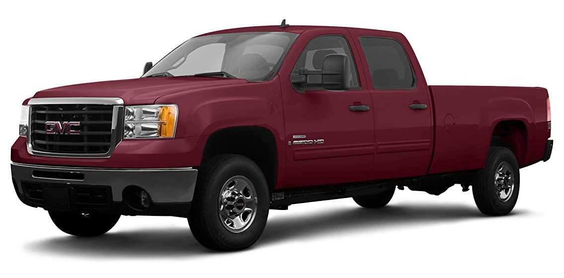 Amazon 2008 Gmc Sierra 2500 Hd Reviews Images And Specs Vehicles