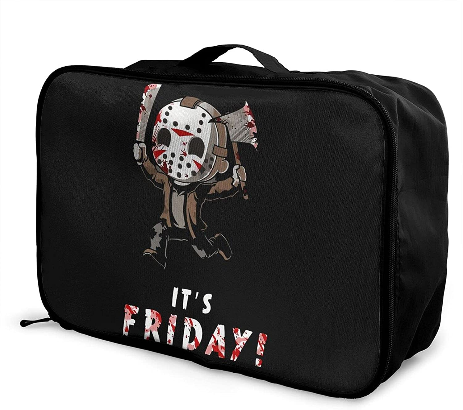 Friday The Max 50% Easy-to-use OFF 13th Lightweight Large Luggage Capacity Bag Portable