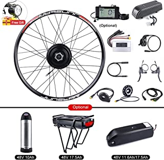 BAFANG Bike Conversion Kit 48V 500W Rear Hub Motor for Bicycle 20