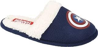 Captain America Shield Blue Slippers 9/10
