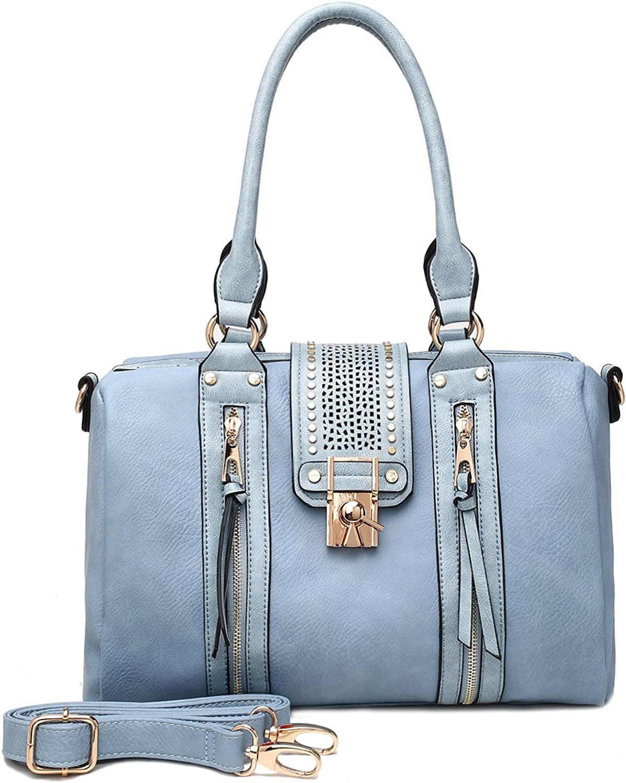 bluee Olive Womens Handbag 16151