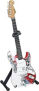 AXE HEAVEN JH-801 Jimi Hendrix Monterey Fender Stratocaster Mini