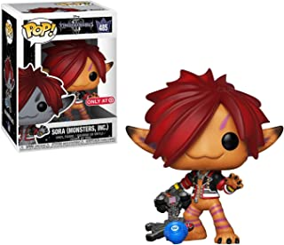 Funko Kingdom Hearts III - SORA (Monsters, INC) Exclusive