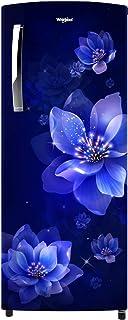 Whirlpool 200 L 3 Star Direct-Cool Single Door Refrigerator (215 ICEMAGIC PRO PRM 3S, Sapphire Mulia)