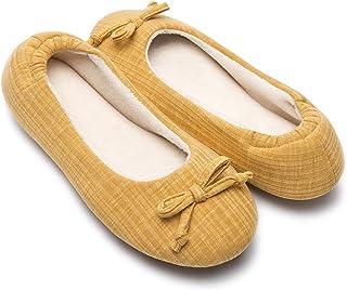 9c85de871 Amazon.co.uk: Yellow - Slippers / Women's Shoes: Shoes & Bags