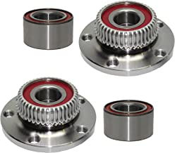 vw front spindles