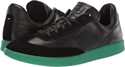 Black/Green Translucent