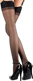Women's Sara All Sheer Stockings
