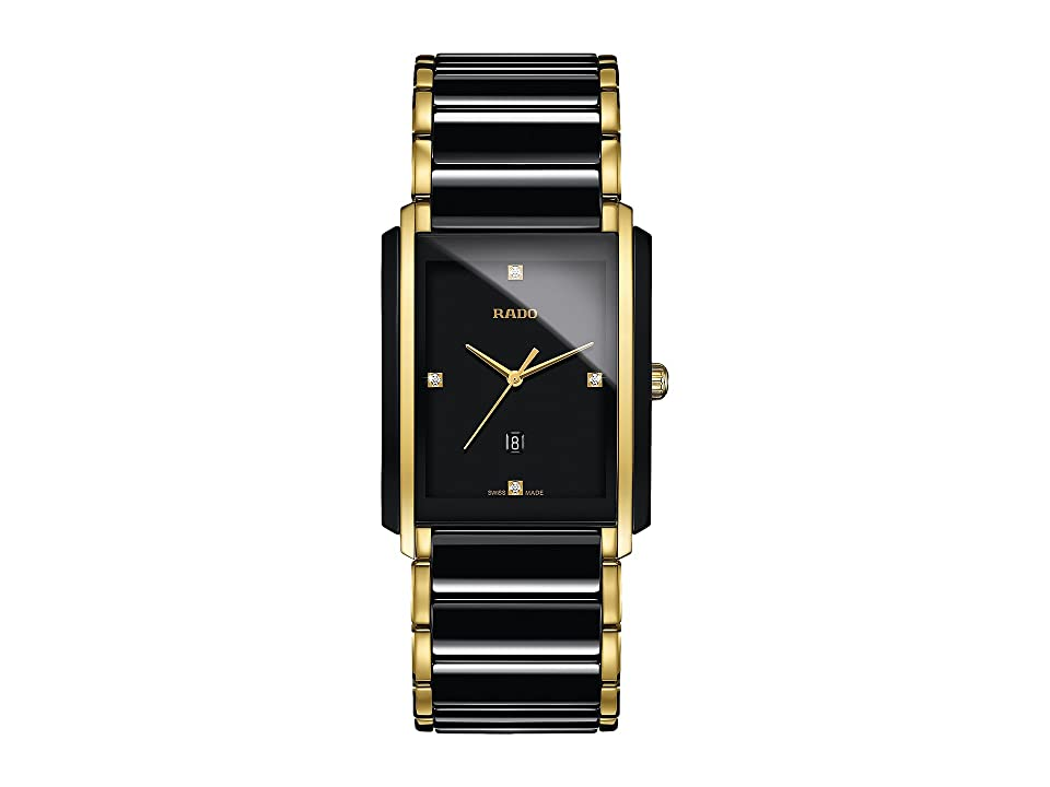 RADO Integral - R20204712 (Black Ceramic) Watches