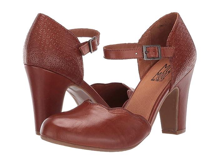 60s Shoes, Boots | 70s Shoes, Platforms, Boots Miz Mooz Jones Brandy Womens Shoes $125.99 AT vintagedancer.com