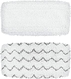 Bissell, 1252 Symphony Hard Floor Vacuum and Steam Mop Pad Kit, New OEM Part, 1