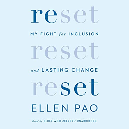Reset: My Fight for Inclusion and Lasting Change: Amazon co