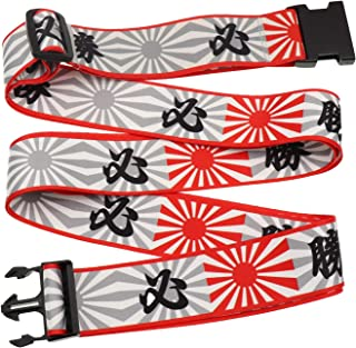 Teeoff Luggage Straps Suitcase Belts Travel Bag Accessories Adjustable (#2)