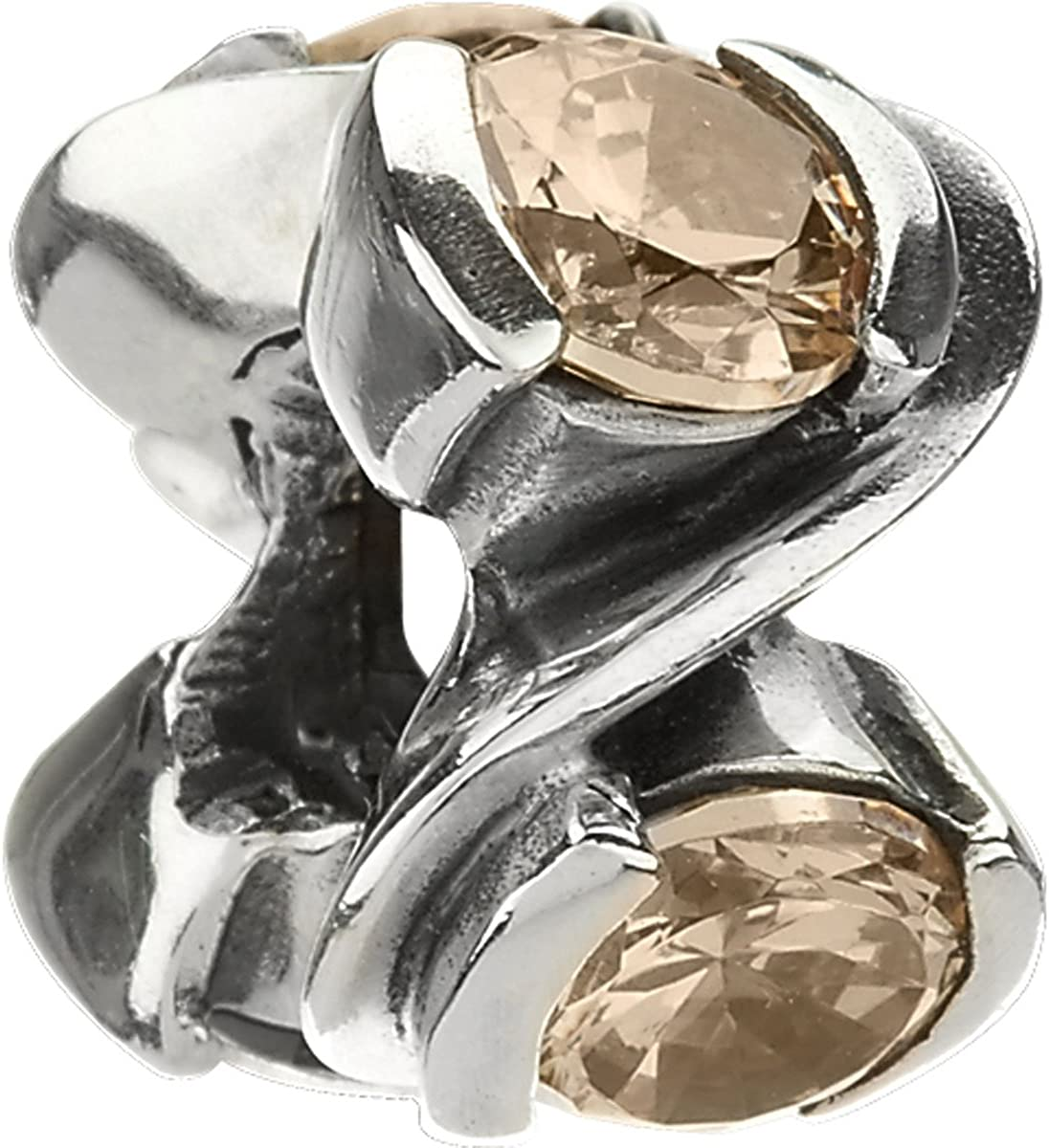 Raleigh Mall Chamilia Forever Light Brown Charm Max 73% OFF