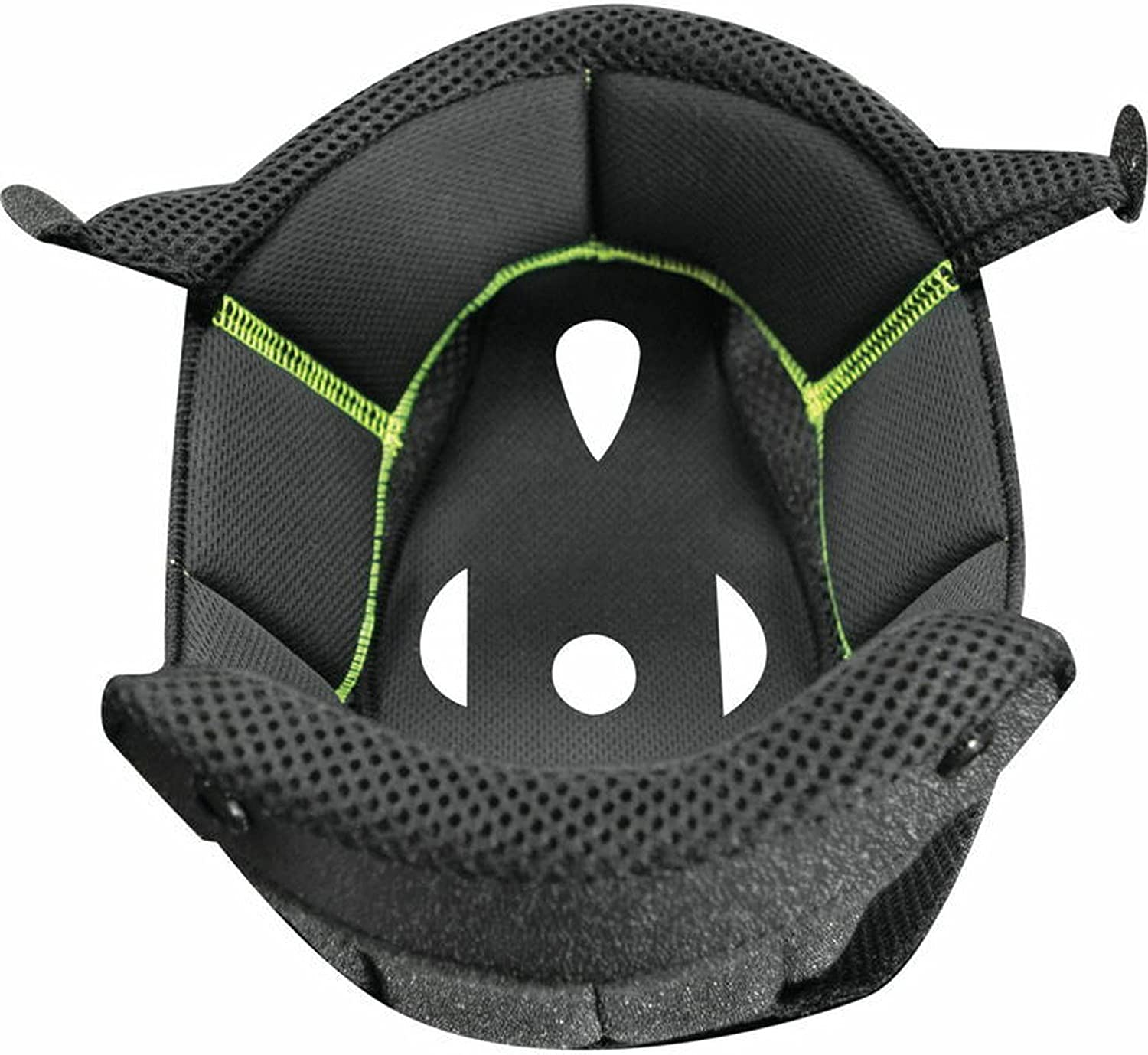 THH Finally resale start T-710X Helmet Inner Top Black Inventory cleanup selling sale Liner Pad MD