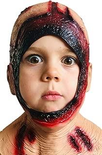 Rubber Johnnies , Kids Bloody Hood Mask , Latex , Scary Halloween Masks , Jason , Horror Masks , Halloween Carnival Costumes , Friday , Party , Killer