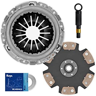 AT Clutches Stage 4 Clutch Kit for Nissan 350Z & Infiniti G35with Koyo Bearing K-06-072