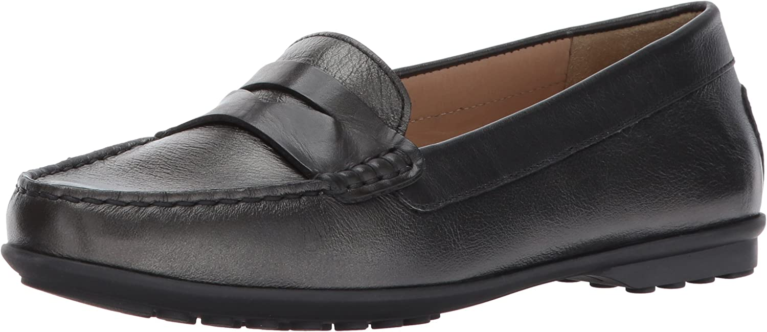Geox Womens Elidia 5 Slip-On Loafer