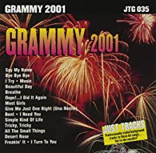Grammy 2001 - Just Tracks