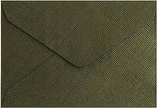 New 50pcs/pack C6 Retro Hemp Texture Western Envelopes for Wedding Party Invitation Greeting Cards Gift Envelopes Customiz...
