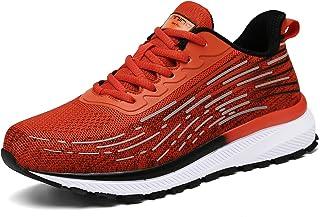Men's Running Shoes Lightweight Non Slip Sneakers...