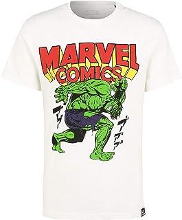 Recovered Marvel Comics Hulk Japan Ecru - Camiseta