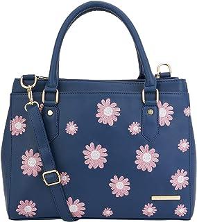 Lapis O Lupo Women Handbag (LLHB0072BL Blue)