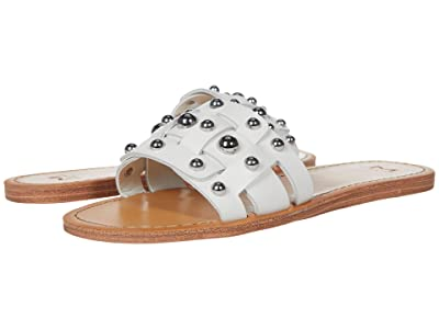 Marc Fisher LTD Pacca (White Leather) Women
