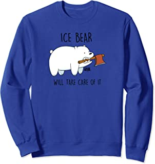 We Bare Bears Take Care Of It Sweatshirt