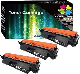(3-Pack, Black) GTS Compatible CF294A 94A Toner Cartridge 94X CF294X Replacement for HP Laserjet Pro MFP M148dw M148fdw M1...