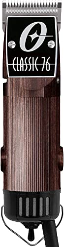 lowest Oster Classic 2021 76 Hair Clipper Professional Pro Salon 2021 Wood Wooden Color sale