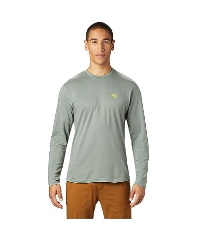 Mountain Hardwear MHW Logo Long Sleeve Tee (Avo) Men