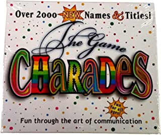 The Game Charades Action Game