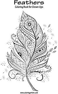 Best feather coloring book Reviews