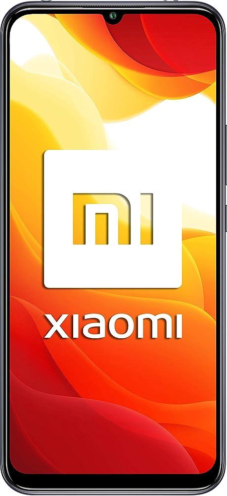 Xiaomi mi note 10 lite smartphone 6 gb 64 gb, 64mp ai quad camera, amoled ricurvo 3d da 6.47 pollici