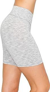 Always Bike Shorts Women Leggings - High Waisted Stretch Workout Yoga Running Gym Pants