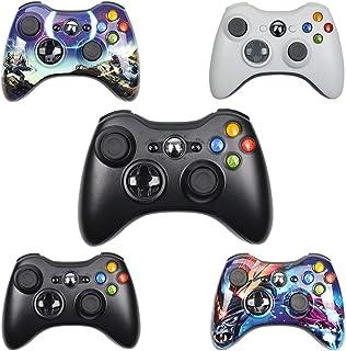 ألعاب الكمبيوتر الشخصي Suitable For XBOX 360 Wireless/wired Controller Handle Wireless Joystick تحكم لعبة المحمول (Color :...