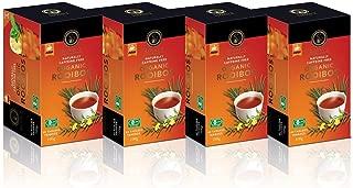 ロイヤル T ルイボスティー 有機ルイボス茶 ティーバッグ 160個入 (ティーバッグ2.5g x 40包入X4箱) (合計400g、ティーバッグ160包)