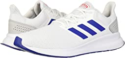 White/Collegiate Royal/Active Red