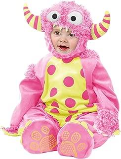 Charades Toddler Blue Mini Monster Costume