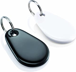 Somfy 2400990 naambordjes voor alarmsysteem, compatibel met protexiom en protexial, 2 stuks