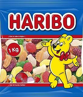 Haribo - Frutas Tropicales Super - Caramelos de goma - 1 kg