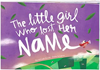 The Little Girl Who Lost Her Name - Personalized Kids` Book | Wonderbly