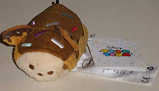 Tsum Tsum Mini Plush 3.5 inch Mickey Mouse Doughnut 2017 Target Exclusive New Disney MWMT with Tags 3.5