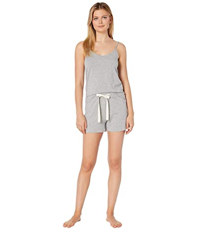 Lilla P Cami Shorts Sleepwear Gift Set (Heather Grey) Women